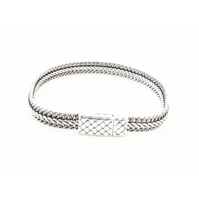 "Armband ""Alma"" altsilber"