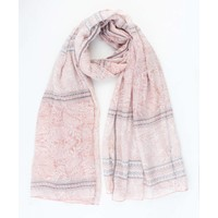 """Scarf """"Istanbul"""" pink"""