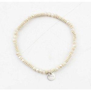 """Bracelet """"Kyla"""" off white"""