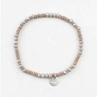 """Bracelet """"Kyla"""" grey"""