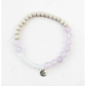 """Bracelet """"Francesca"""" purple"""