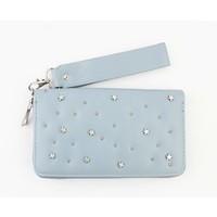"""Wallet """"Ximena"""" blue"""