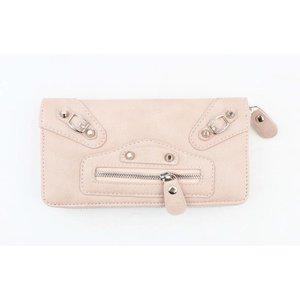 "Wallet ""Buckle"" pink"