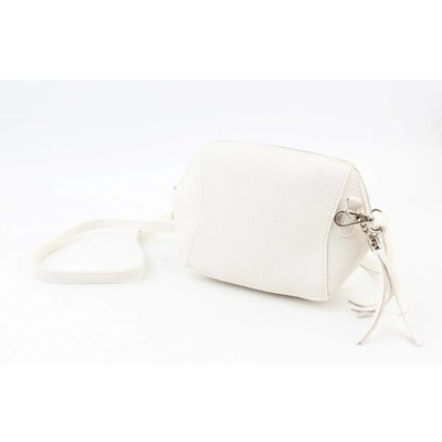 "Cross body ""Petite"" white"