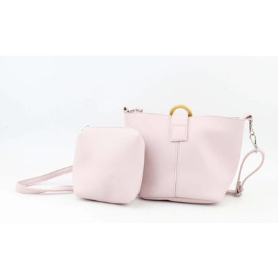 "Handtasche ""Maral"" rosa"