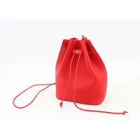"""Pouch """"string"""" Red"""