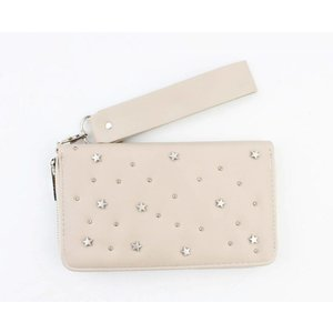 "Wallet ""Ximena"" taupe"
