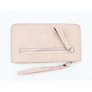 """Wallet """"Zipper"""" pink"""