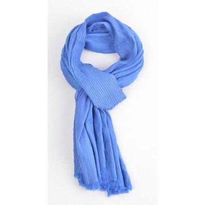 """Sjaal """"Celina"""" blauw"""