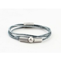 "Armband ""Elyn"" vintage blauw"