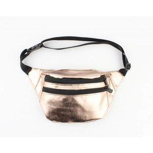 """Waist bag """"Shiny"""" rosé"""
