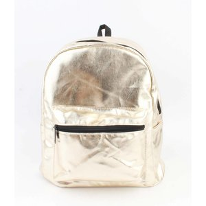 "Backpack ""Shiny"" gold"