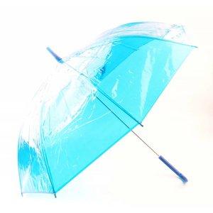 "Regenschirm ""Ton Sur Ton"" blau"