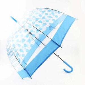 """Regenschirm """"Dots"""" blau"""