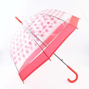 """Regenschirm """"Dots"""" rot"""