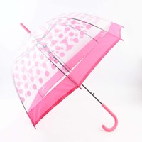 "Regenschirm ""Dots"" fuchsia"