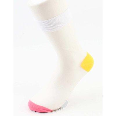 """Socken """"Bodine"""" weiß"""
