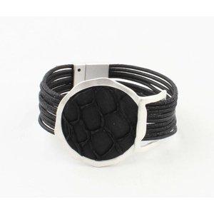 """Armband """"Kiana"""" schwarz"""
