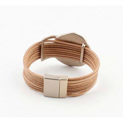 "Armband ""Kiana"" blush"