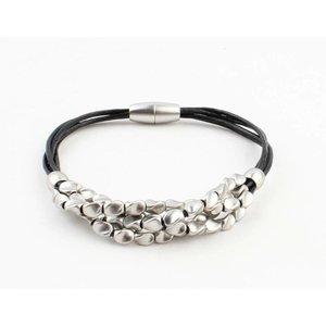 """Armband """"Lili"""" schwarz"""
