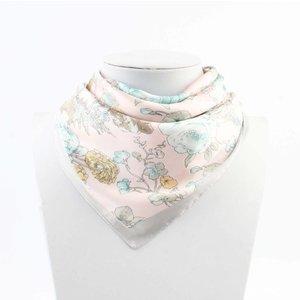 "Bandana ""Asian flower"" roze"