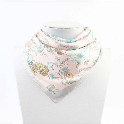 """Bandana """"Asiatische Blume"""" rosa"""