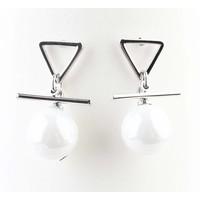 "Earring ""Jolé"" silver"