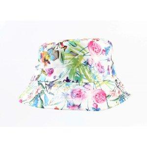 "Sun Hat ""Paradise bird"" pink"