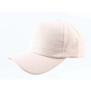 "Cap ""Crunched"" pink"