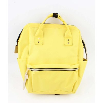 """Backpack """"Kaitlin"""" yellow"""