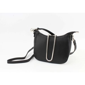 "Cross body ""Bracelet"" black"