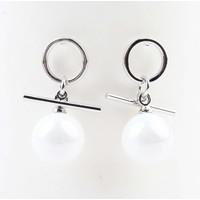 "Earring ""Elmira"" silver"