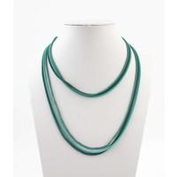 """Halskette """"Heiligen"""" grün"""
