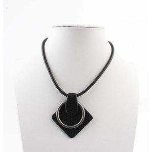 """Necklace """"Zoya"""" black"""