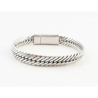 "Bracelet ""Gaia"" old silver"