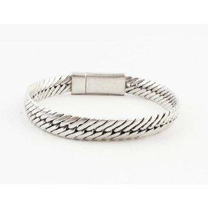 "Armband ""Gaia"" altsilber"