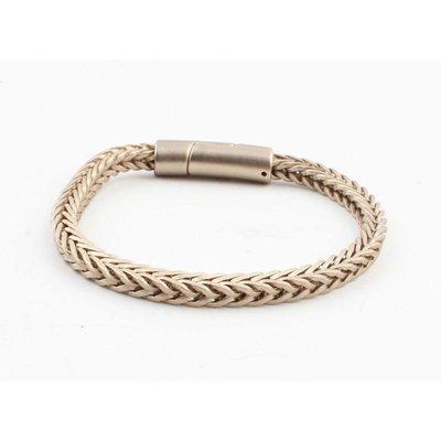"Armband ""Noé"" matt gold"