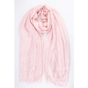 "Scarf ""Happy summer pearls"" pink"