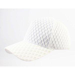 "Cap ""Fishnet"" white"