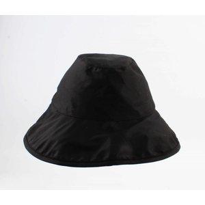 "Sun Hat ""Laura"" black"