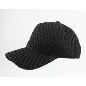 "Cap ""Fishnet"" black"