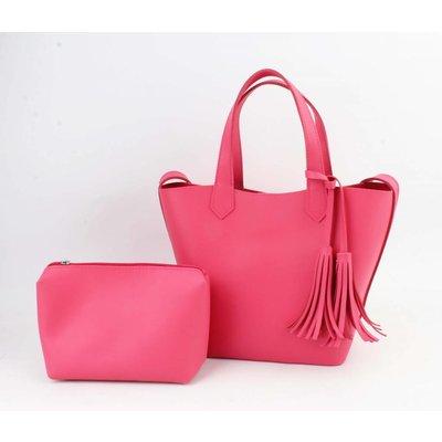"Handtasche ""Ilka"" fuchsia"