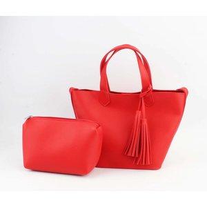 """Handbag """"Ilka"""" Red"""