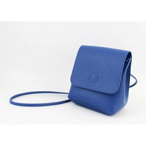 "Cross body ""Dunia"" cobalt blue"