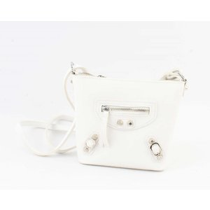 "Cross body ""Paloma"" white"