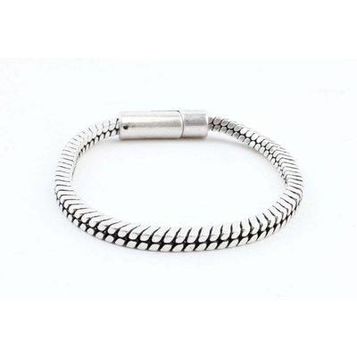 "Bracelet ""Lora"" old silver"