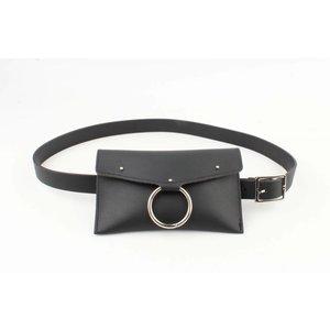 """Beltbag """"Ring"""" black"""