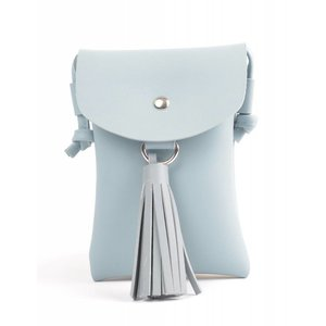 "Cross body ""Tassel"" blue"