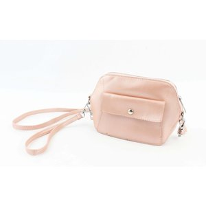 "Cross body ""Pocket"" peach"