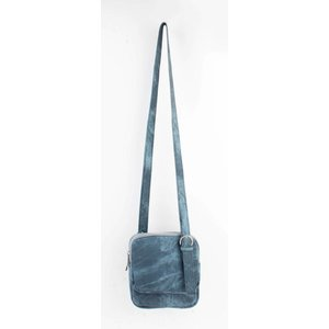 "Cross body ""Denim look"" blue"
